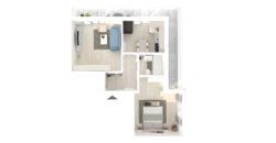 Apartament 1 Etaj