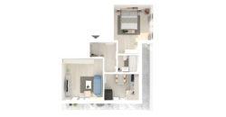 Apartament 2 Etaj