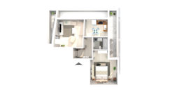 Apartament 1 Mansarda