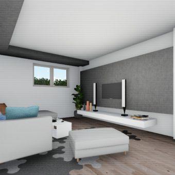 Apartament 2 Demisol B1