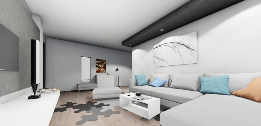 Apartament 1 Demisol B1