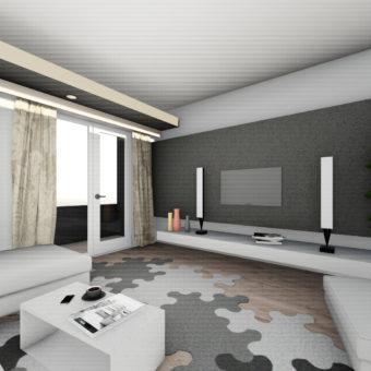 Apartament 12 Etaj 1 B1