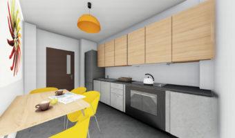 Apartament 6 Parter B1