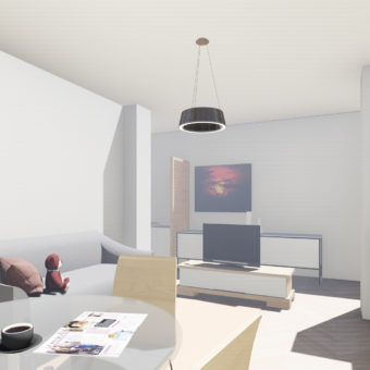 Apartament 16 Etaj 2 B1