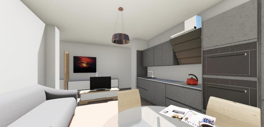 Apartament 8 Parter B1