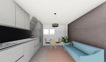 Apartament 3 Demisol B1