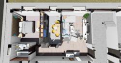 Apartament 2 Demisol B2