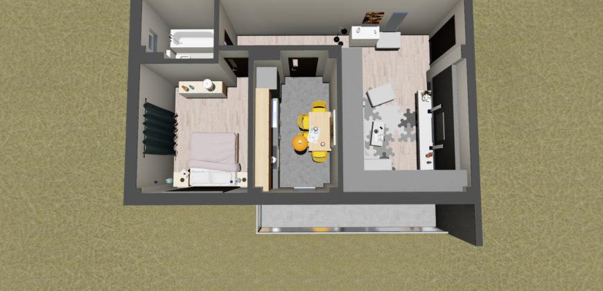 Apartament 10 Etaj 1 B2